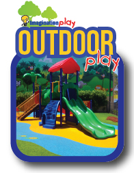 Imagination Play outdoor playgrounds