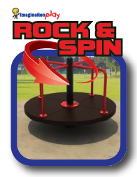 Imagination Play - Rockers and Spinners